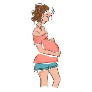 očkování těhotných žen zvyšuje riziko potratů