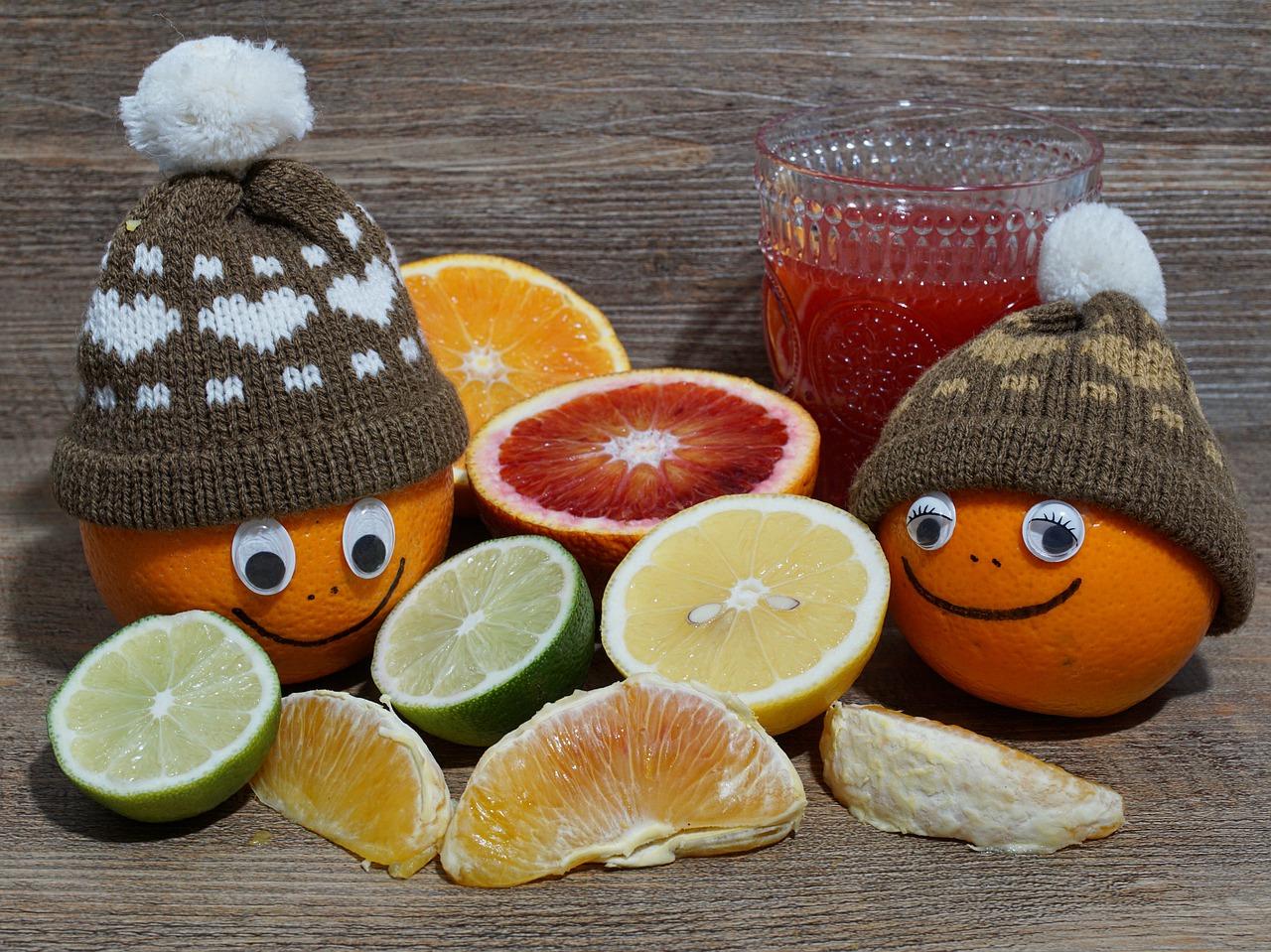 Dávkování vitamínu C
